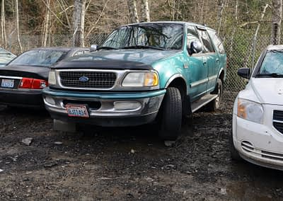 93898 3:10 1997 Ford Expedition