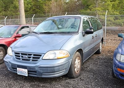 93840 3:7 2000 Ford Windstar