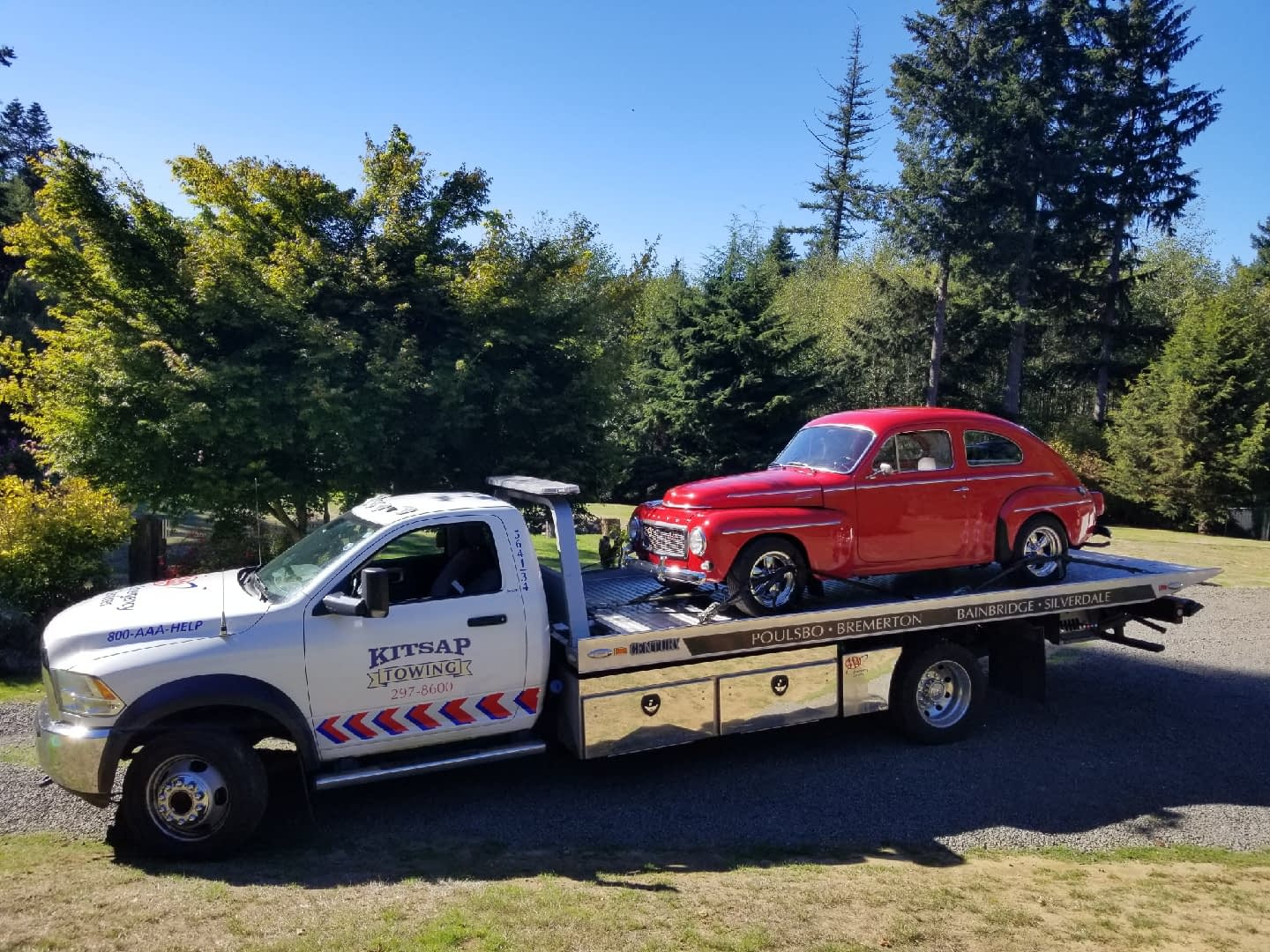 Light Duty Towing
